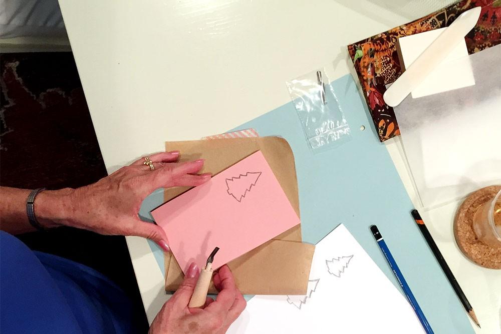 Stamp Carving Workshop